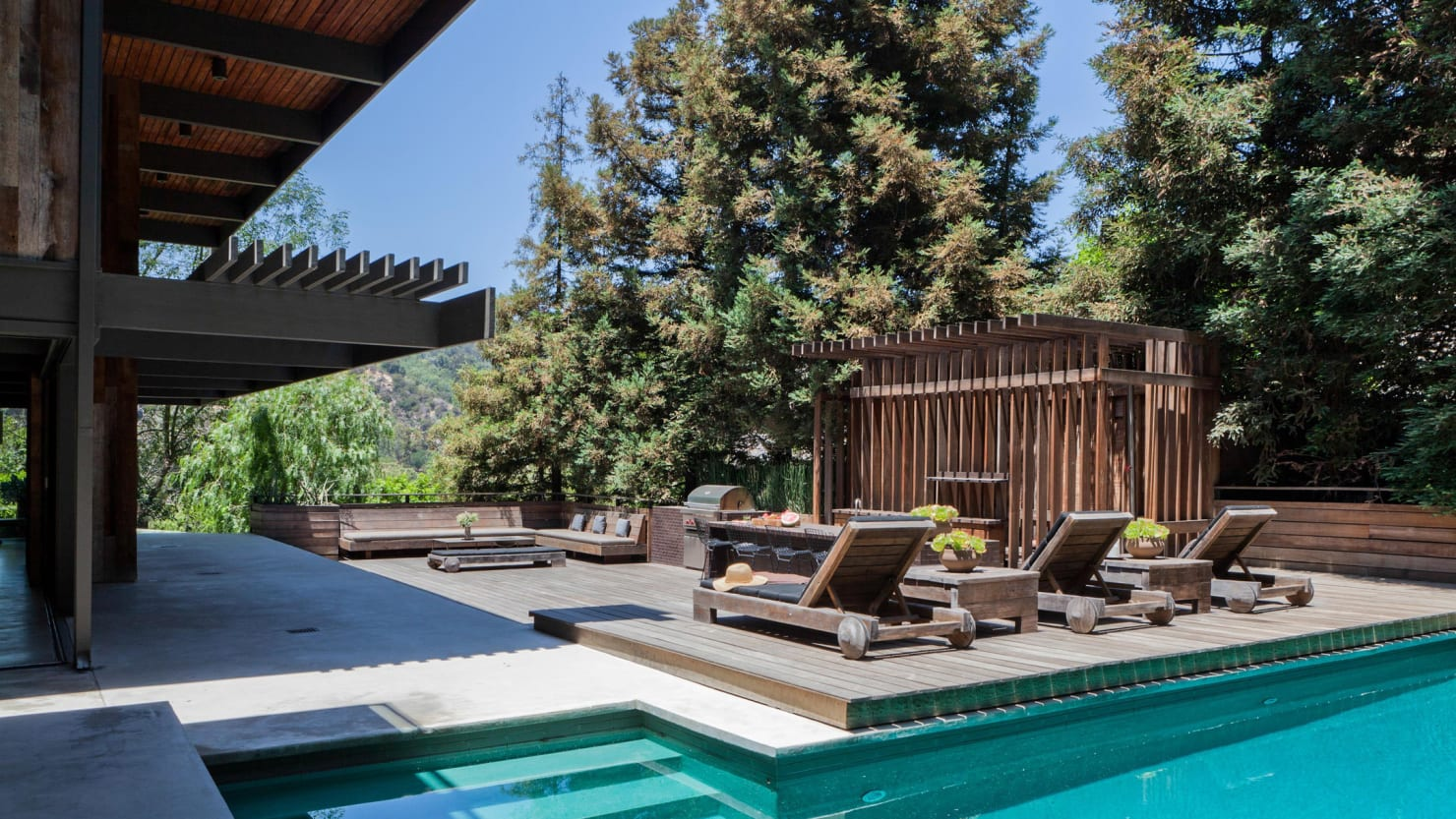 OMG, I Want This House: Hollywood Hills (Photos)