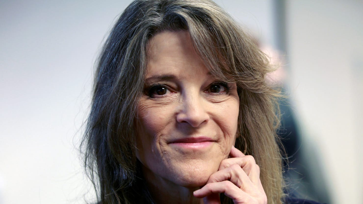 2020 Candidate Marianne Williamson: Vaccine Mandates Are 'Orwellian'