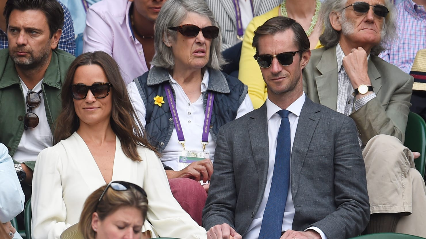 Kate Middleton S Pregnant Again Will Her Sister Pippa