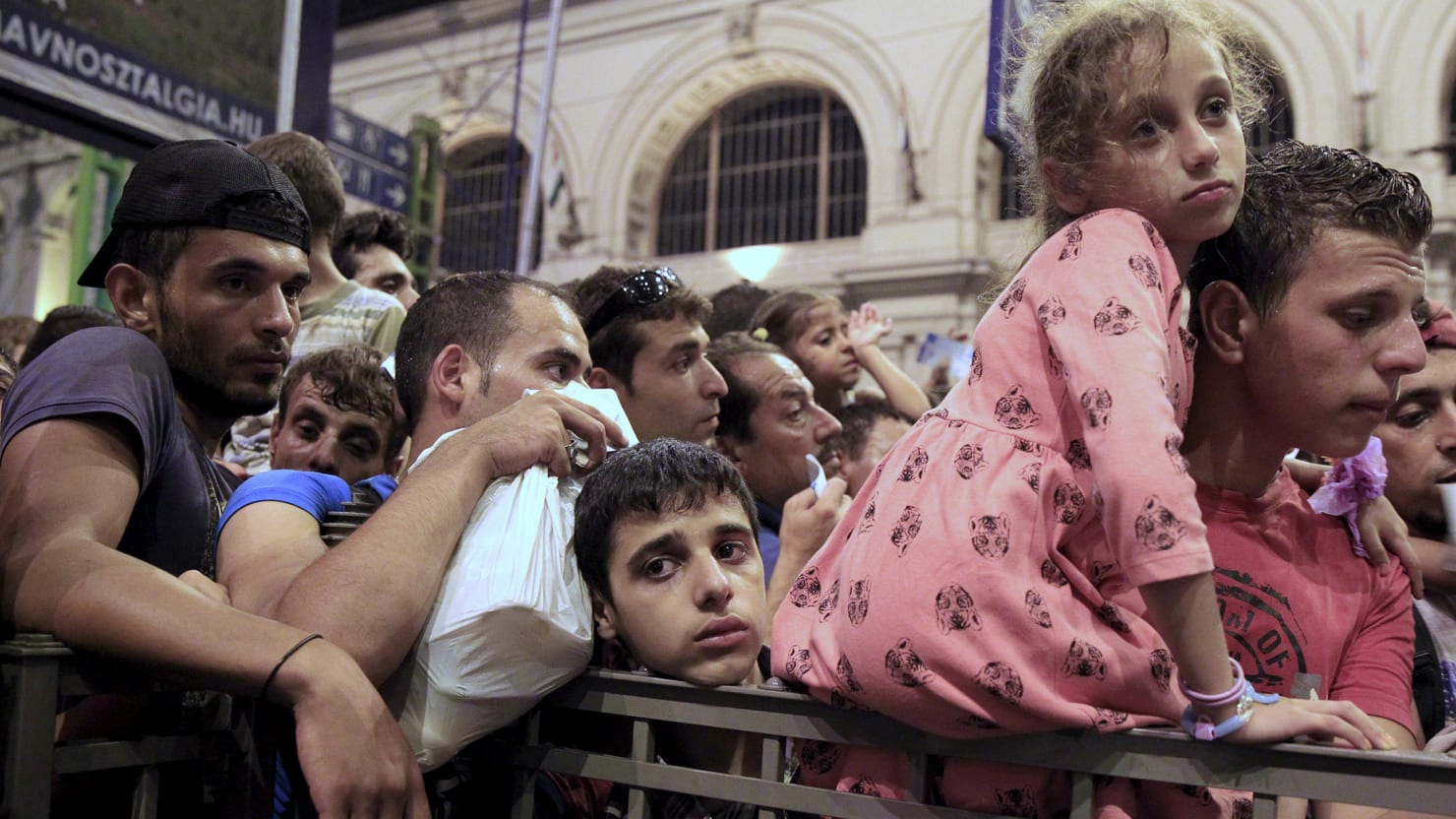 The Middle East Needs To Take Care Of Its Own Refugees