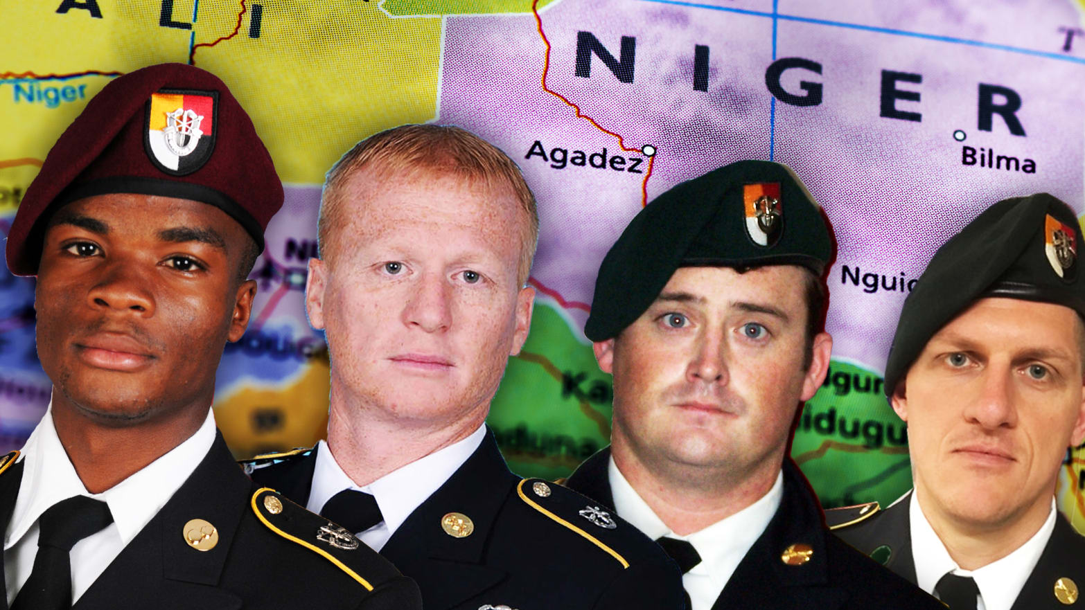 Senators Are Stunned To Discover We Have 1,000 Troops In Niger