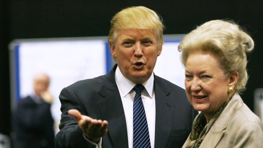 Maryanne Trump-Barry: Elizabeth Warren Targets Trump's Sister in Anti-Corruption Plan
