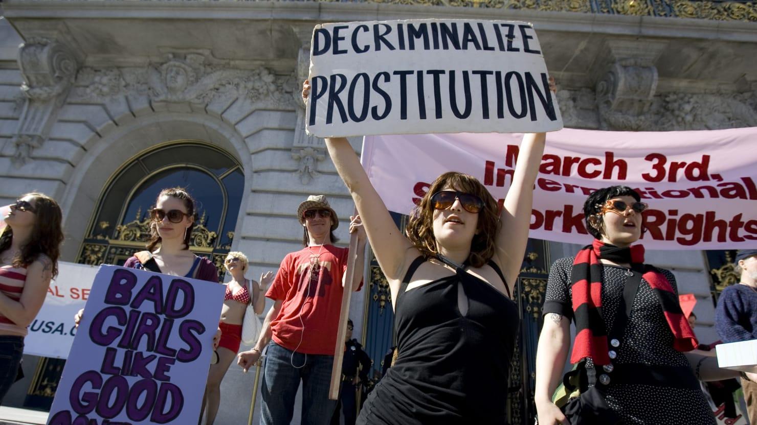 Why We Should Decriminalize Prostitution