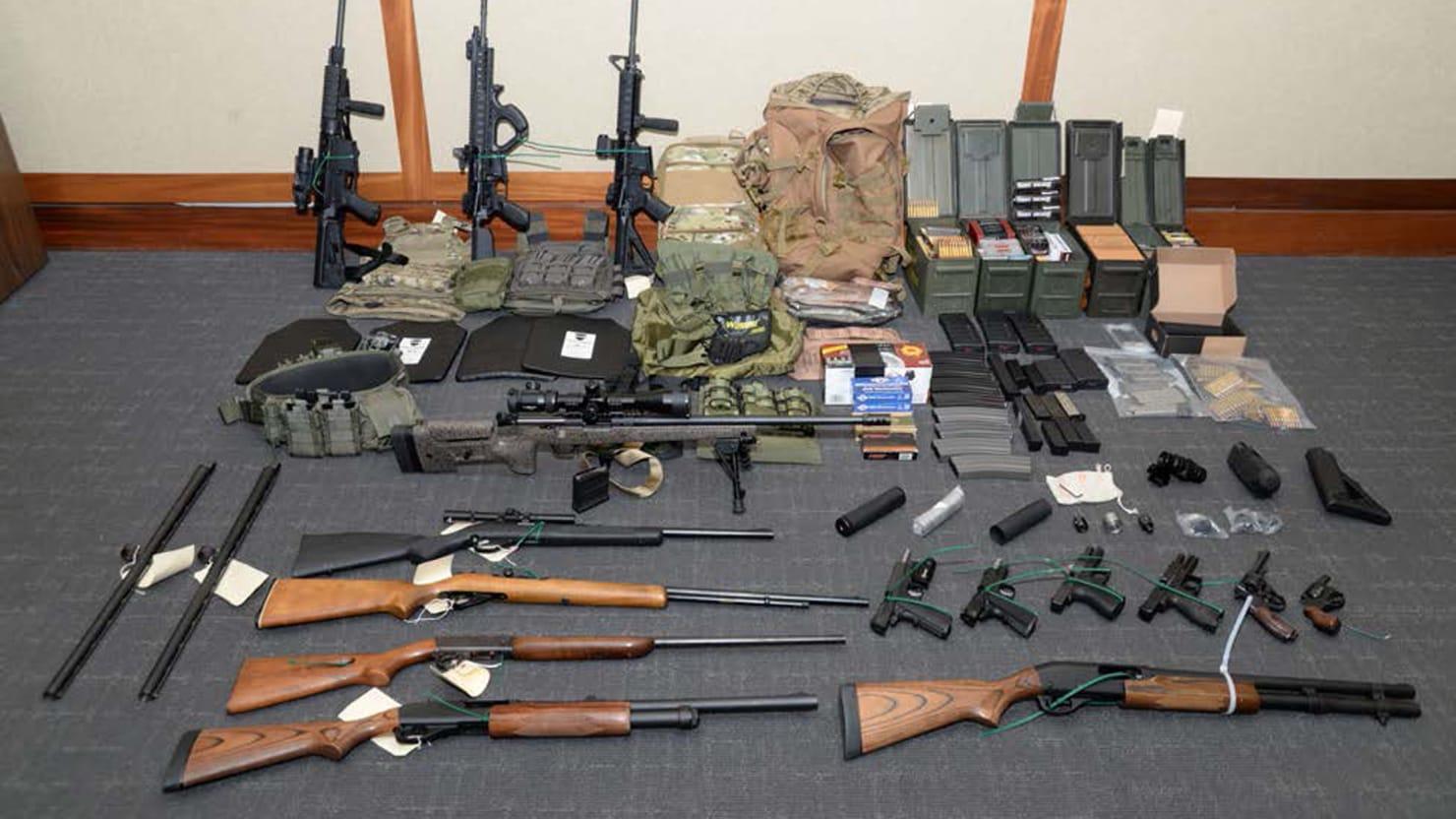 Coast Guard Lieutenant Plotted Terror Attacks High on Opiates at His Desk: Prosecutors