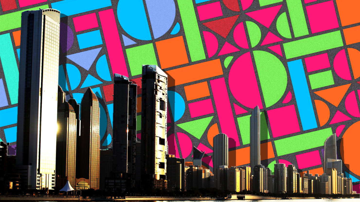 why has the uae excluded artists from its abu dhabi culture summit
