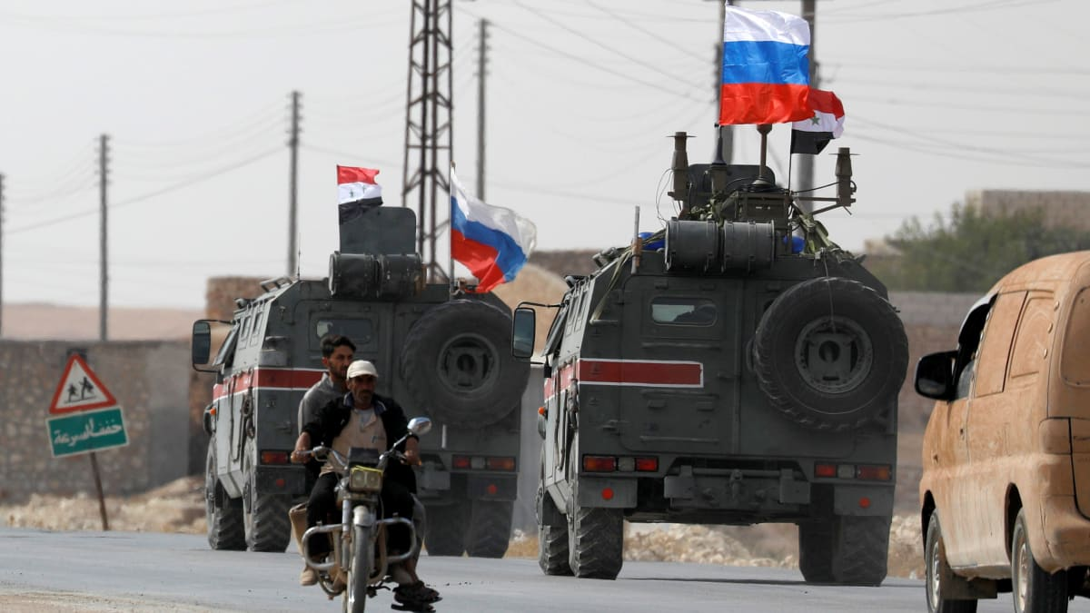 Russia Gloats Over Trump's Syria Debacle and Putin's 'Victory'