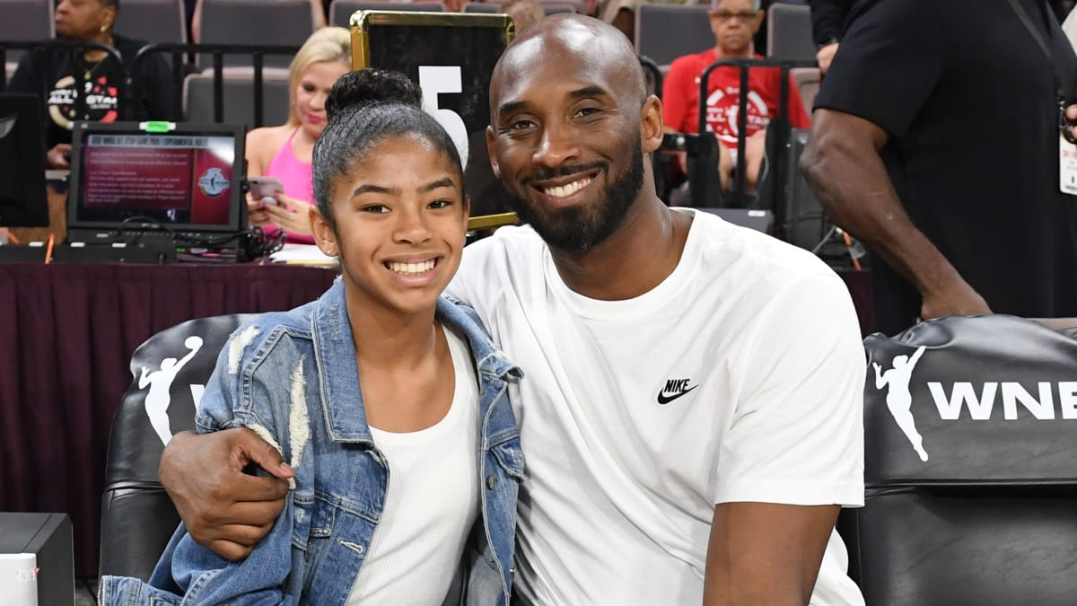 Kobe Bryant's Daughter Gianna Maria Onore Reportedly Also Died in Helicopter Crash