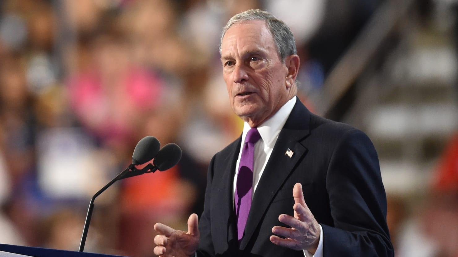 Big Joe Auto >> Billionaire Michael Bloomberg Tames the Bernie Bros at DNC 2016