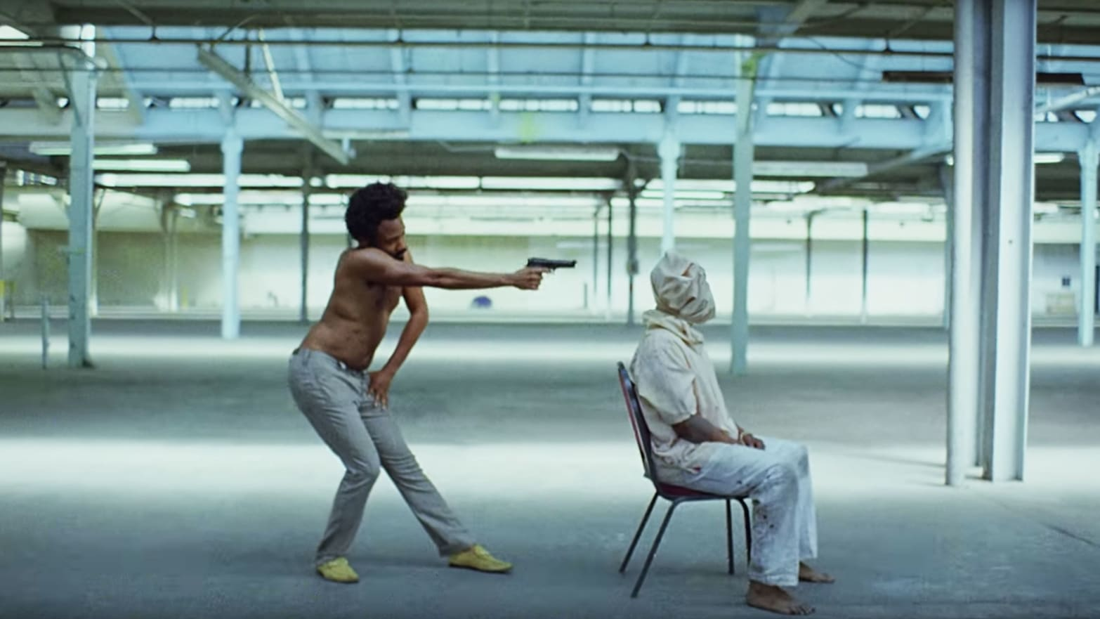How Childish Gambino S This Is America Indicts And Challenges
