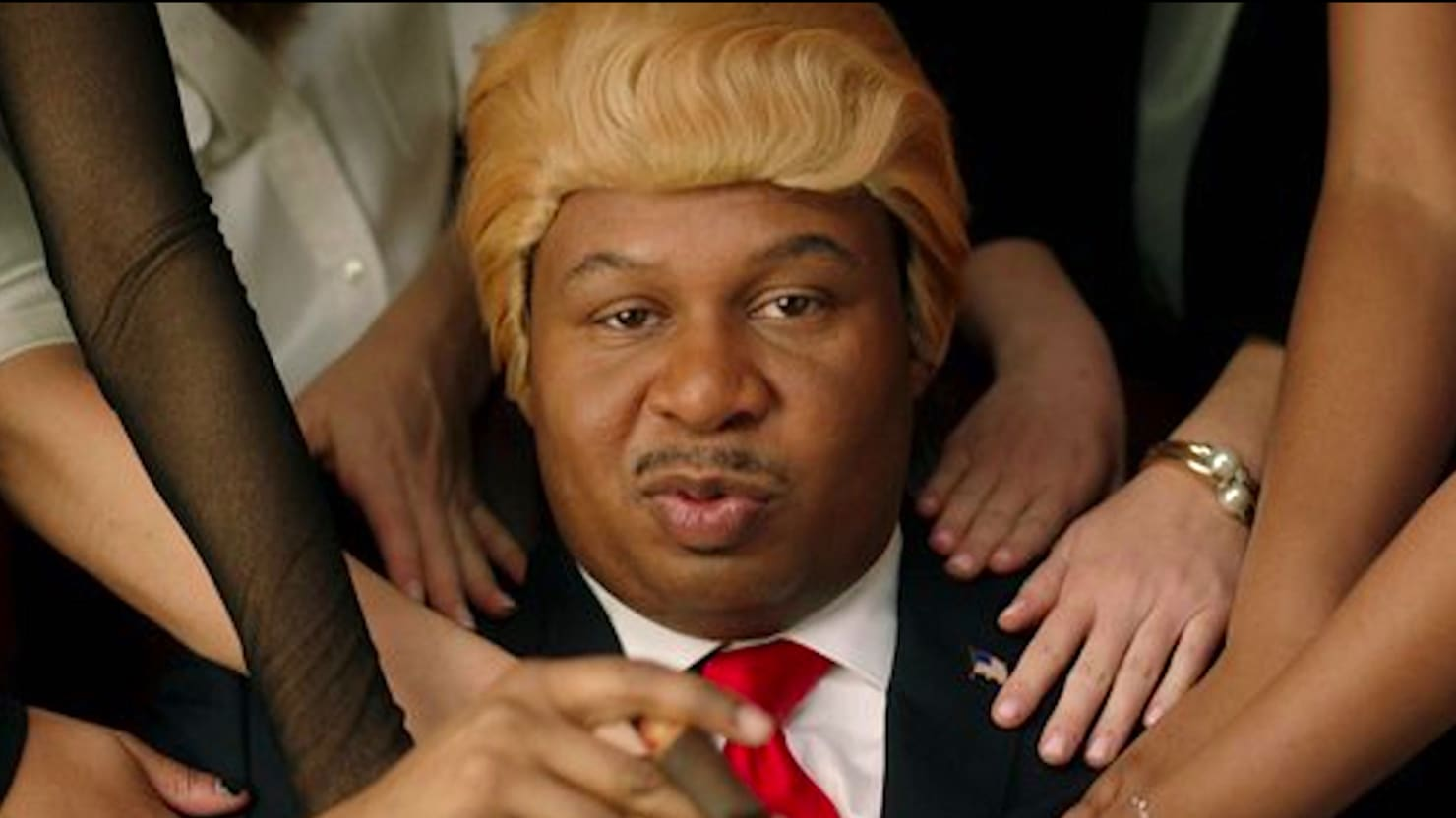 'The Daily Show' Premieres Rap Video Using Only Donald Trump Quotes