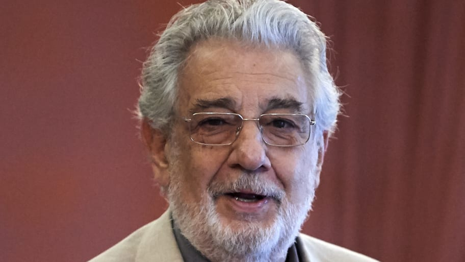 Placido Domingo Returns to Opera Stage After Sexual Harassment Allegations