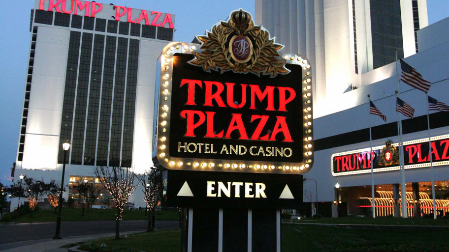 Image result for trump plaza