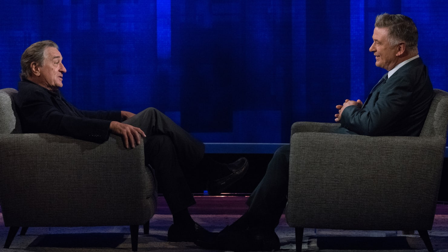 Robert De Niro to Alec Baldwin: Republicans Backing Trump Are 'Making a Deal With the Devil'