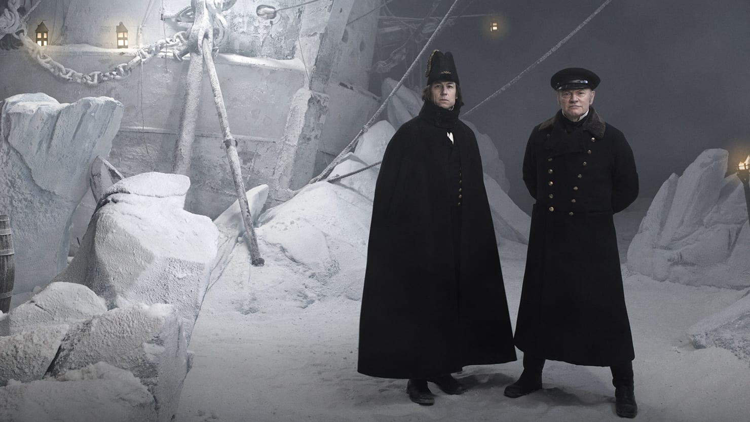 'The Terror': Inside the Making of TV's Most Terrifying ...
