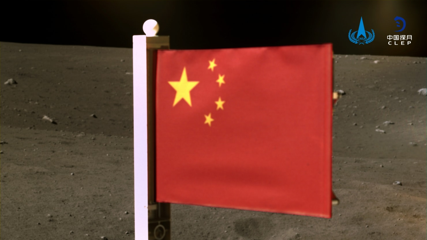 Chinese Spacecraft Returns to Earth With Samples From the Moon