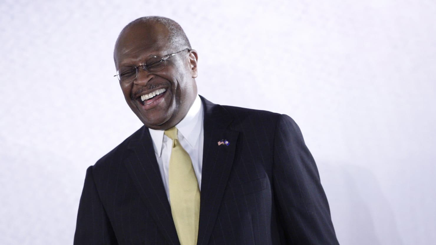 Herman Cain: I Withdrew From Fed Board Consideration Over 'Pay Cut'