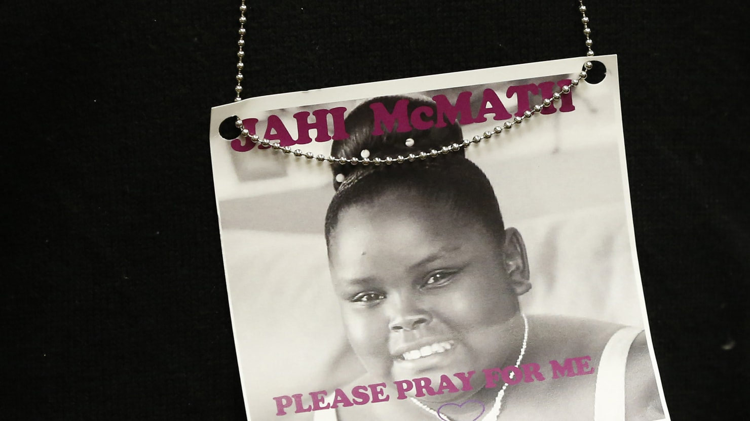 Can a Brain-Dead Teen Claim Religious Freedom? The Case of Jahi McMath