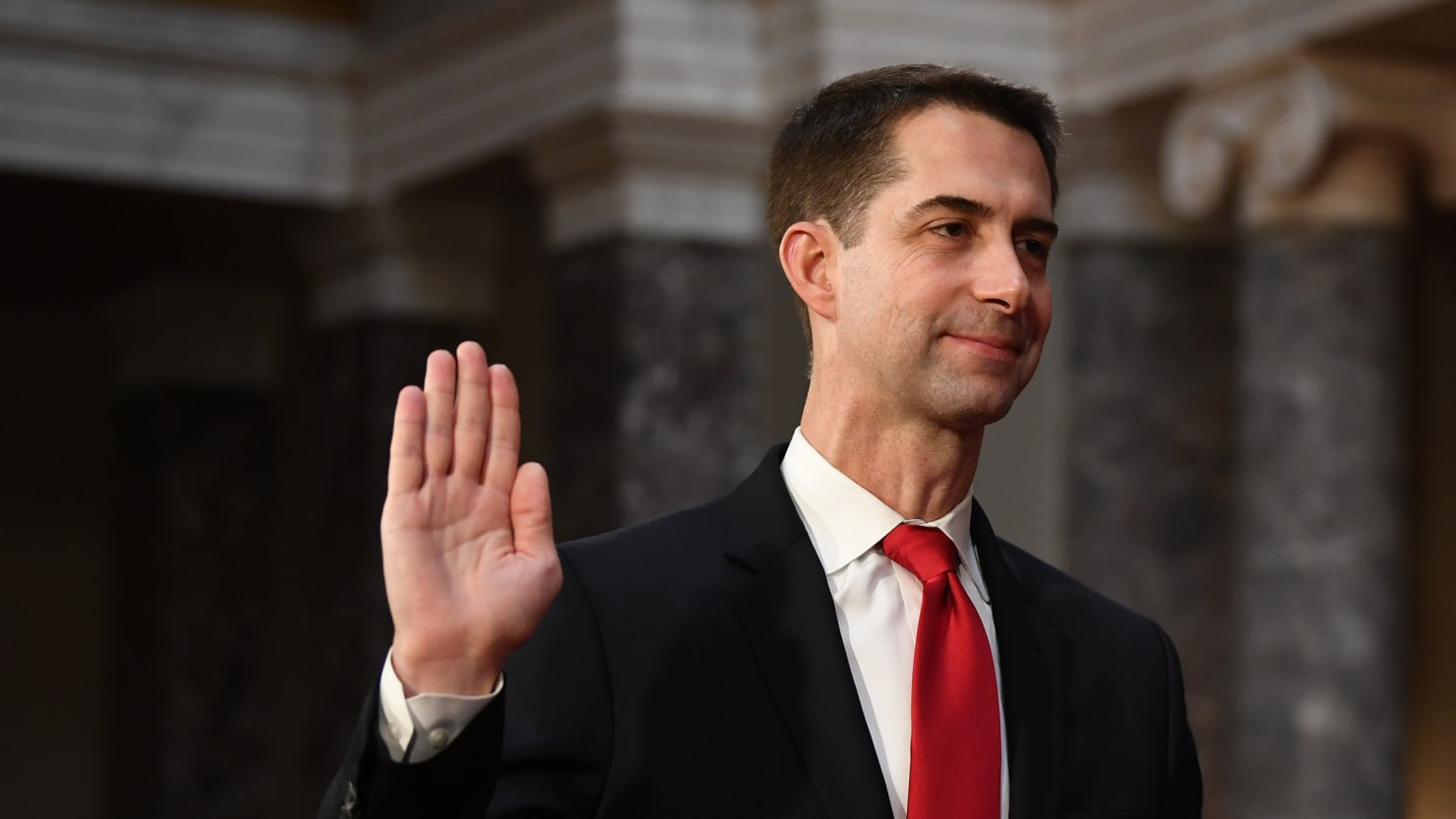Sen. Cotton Inflated His Military Accomplishments During Senate Campaign