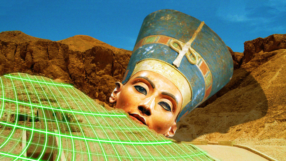 Are Archaeologists About to Find Nefertiti's Tomb?