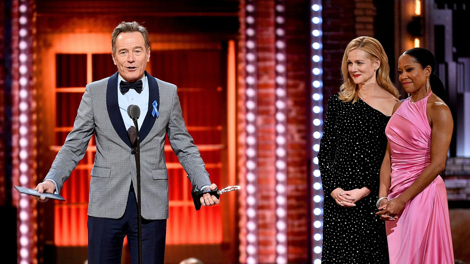 Bryan Cranston Calls Out Trump at the Tony Awards: 'Demagoguery Is the Enemy of the People'