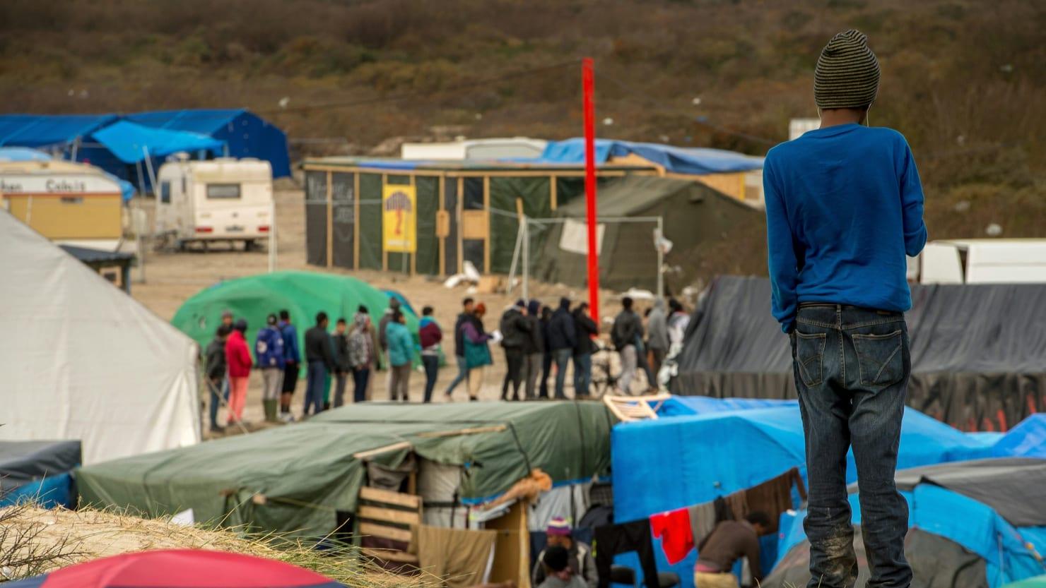 1M+ Refugees Entered Europe in 2015