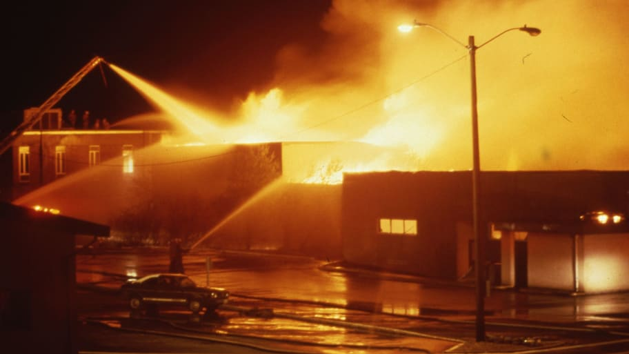 Man Who Set Fatal Fire in 1987 When He was 12 Years Old Is Charged With Murder of Everett Firefighter Decades Later
