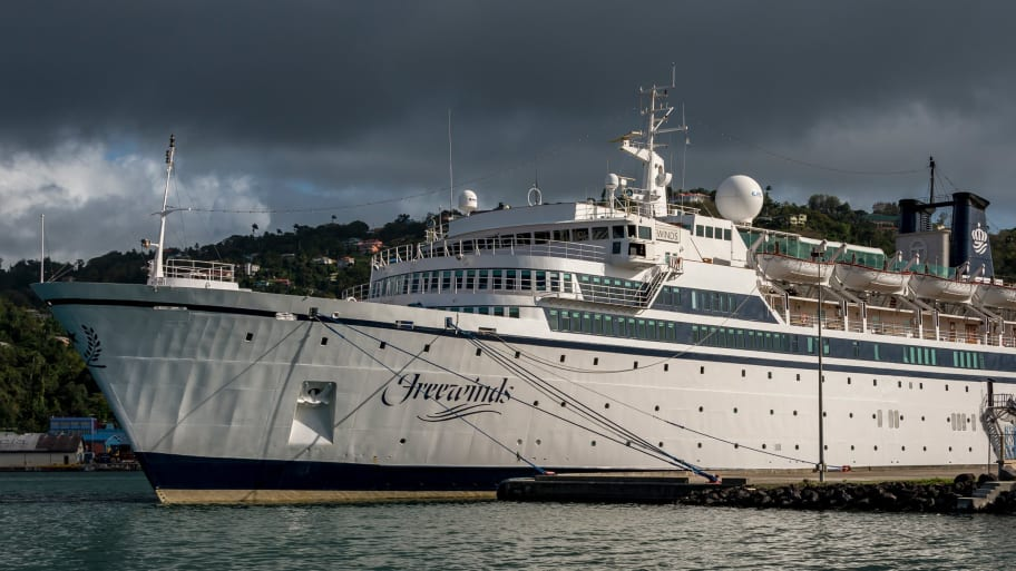 Scientology Cruise Ship Quarantined With Measles: Curacao Health Officials Board Ship to Vaccinate