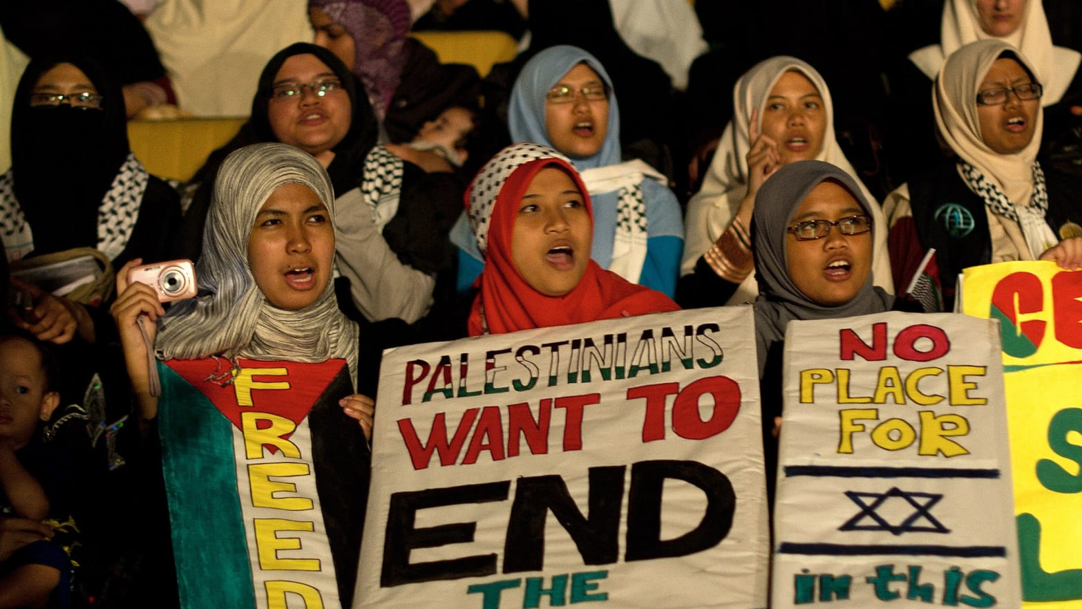 Why Palestine can't be Freed