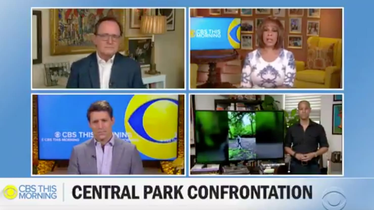 Gayle King Breaks on Air Over Racist Incidents: 'Today Is Too Much'