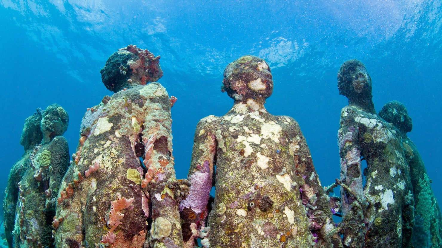 Jason de Caires Taylor's Gorgeous Underwater Art (Photos)