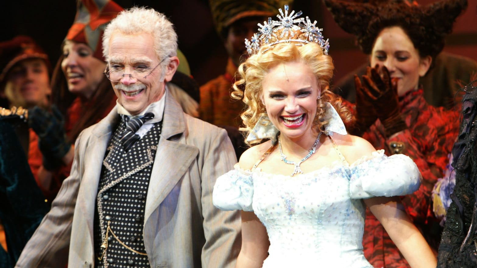 How 'Wicked' Changed Kristin Chenoweth 'For Good': The ...