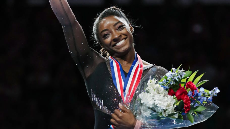 Simone Biles Urges USA Gymnastics to Make Good on Promises: 'Talking Is Easy'