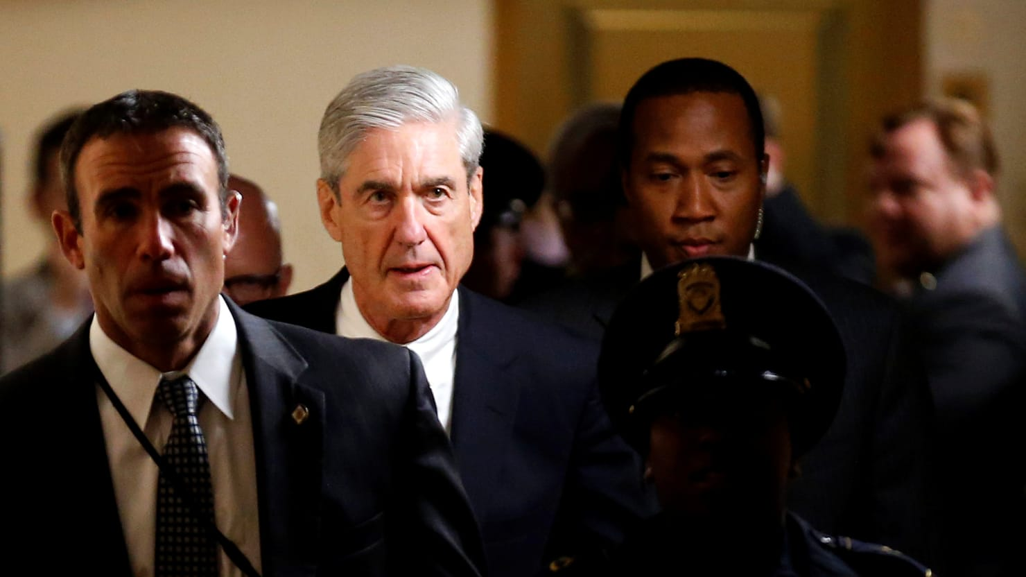 Mueller ready to deliver key findings