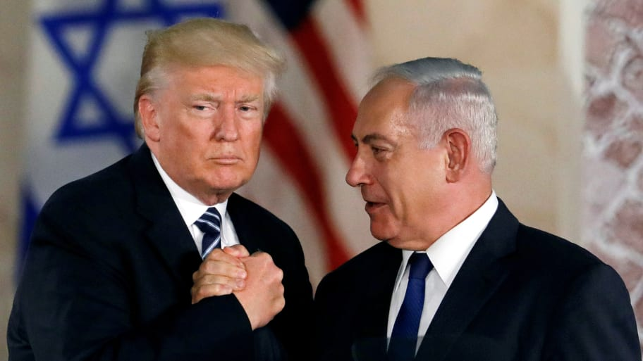 Trump Ignored Evidence Israel Planted Cellphone Spying Devices Near White House: Politico