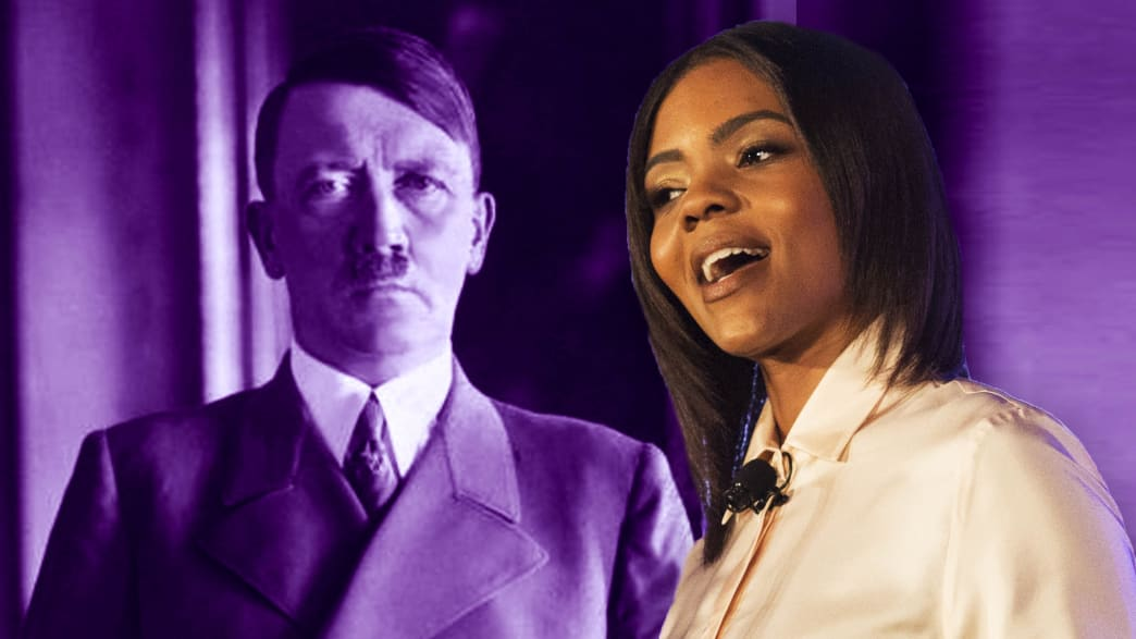 Candace Owens Gallery: Candace Owens: Hitler Was 'OK' Until He Tried To Go Global