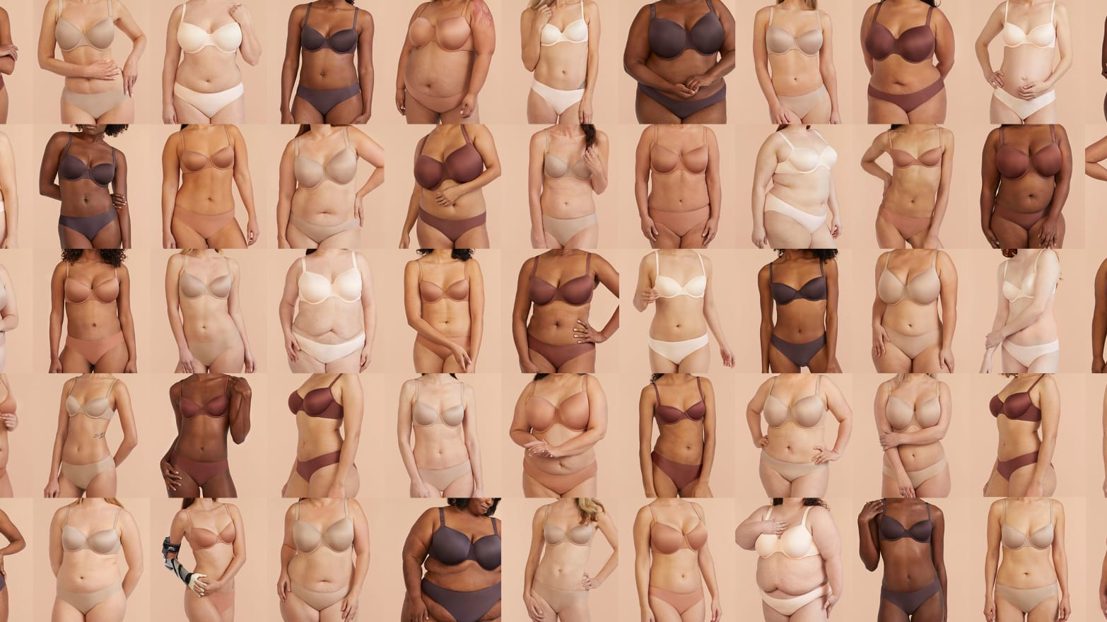ThirdLove Adds 24 New Sizes To Five Different Bra Styles