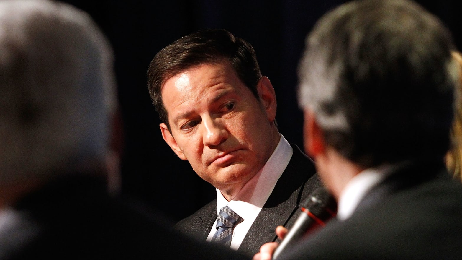 Disgraced Pundit Mark Halperin Signs Deal to Publish New Political Book