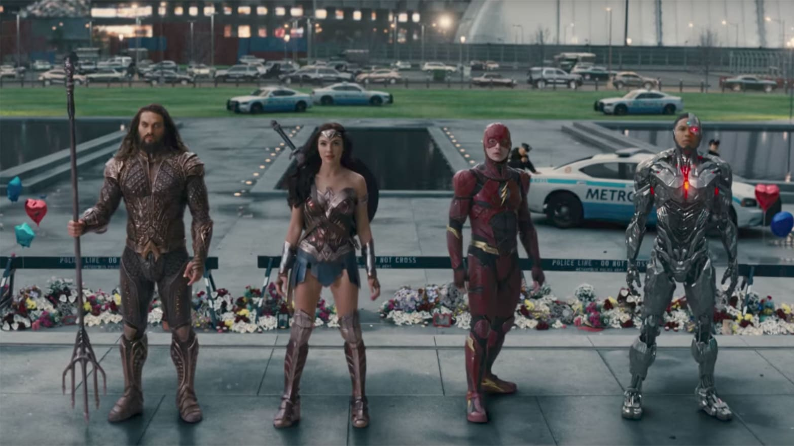 Everything We Learned About 'Justice League,' 'Wonder Woman II,' and the State of DC Comics at Comic-Con