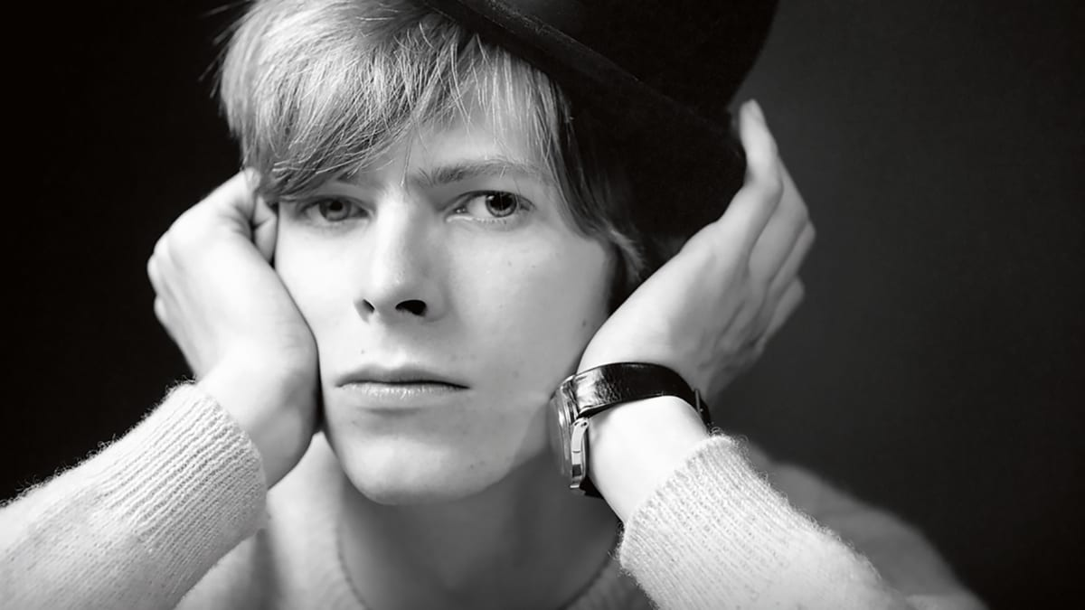 Young David Bowie Like You've Never Seen Him Before