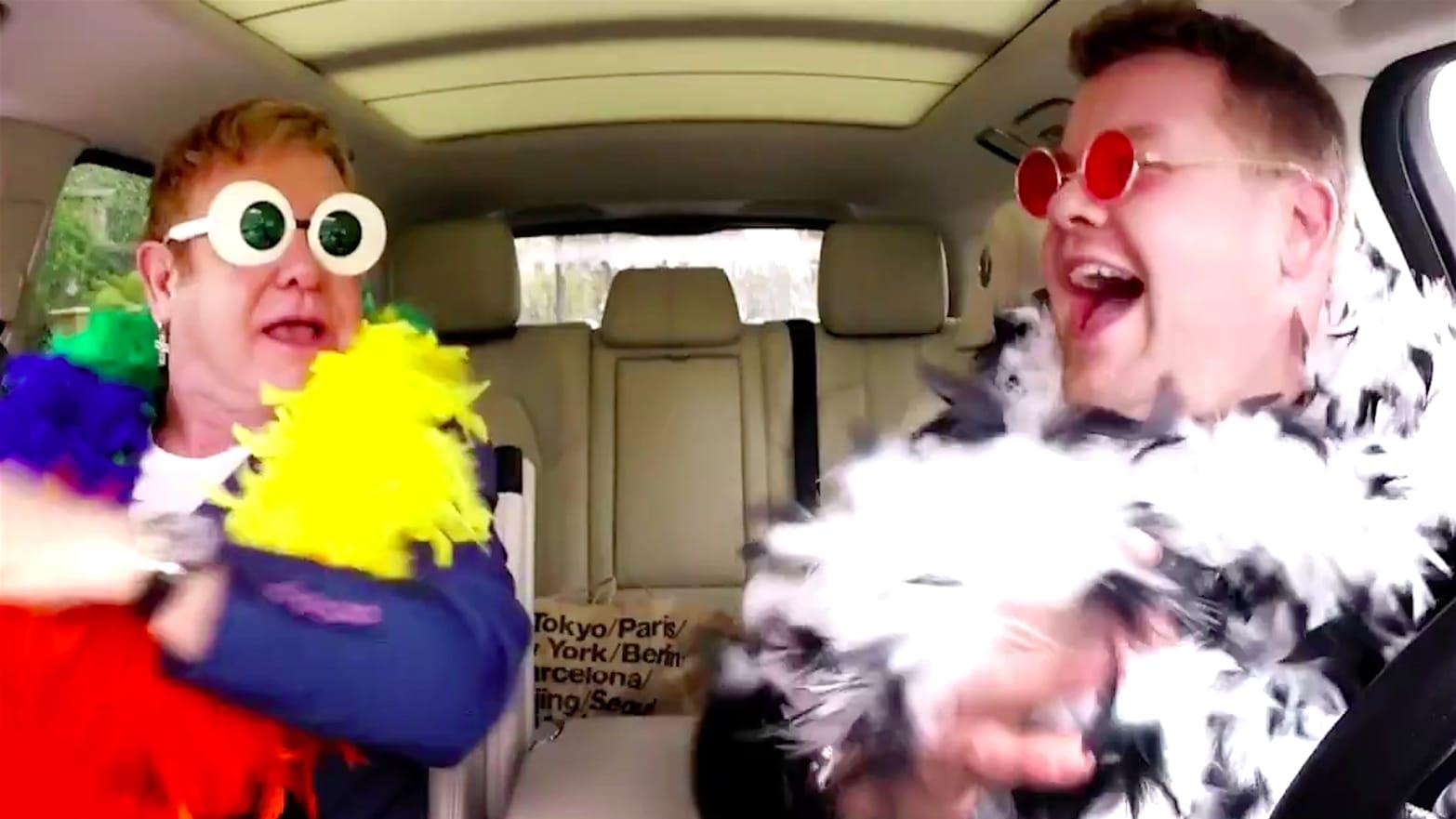 Top 10 Punto Medio Noticias James Corden Carpool Karaoke List 2019