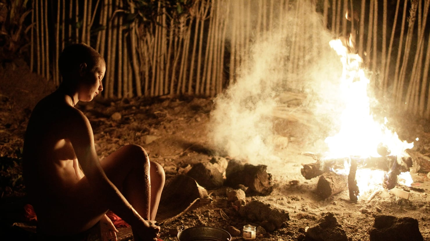 Escaping Heroin: An 18-Year-Old's Ibogaine Ceremony (PHOTOS)