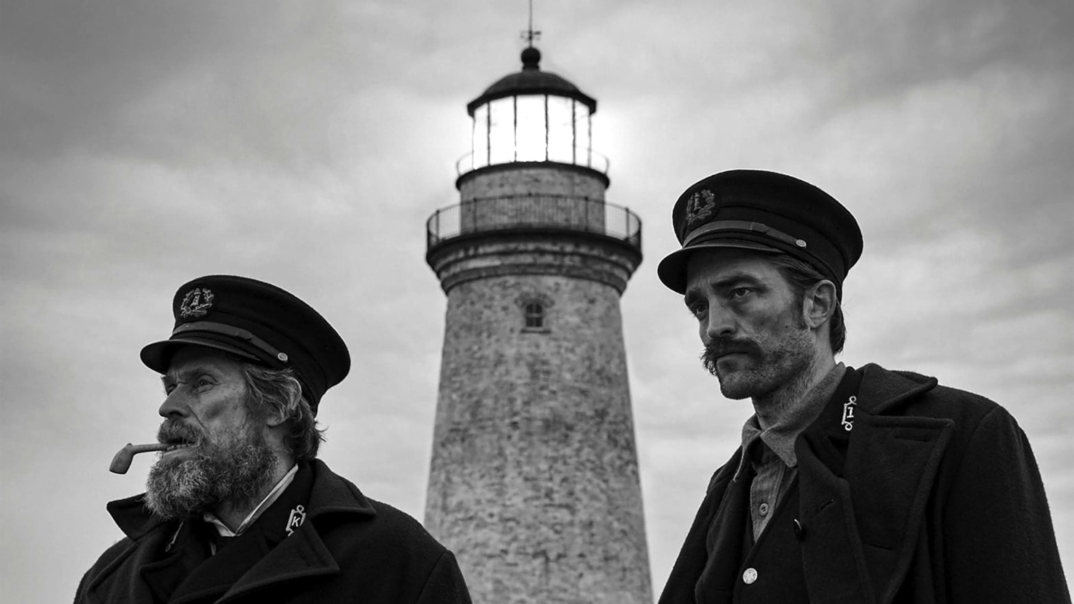Robert Pattinson Loses His Damn Mind in Cannes Film Festival's 'The Lighthouse'
