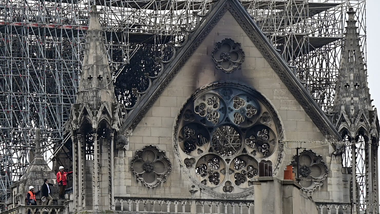 Notre Dame Fire 'Likely Caused' by Short-Circuit: Official