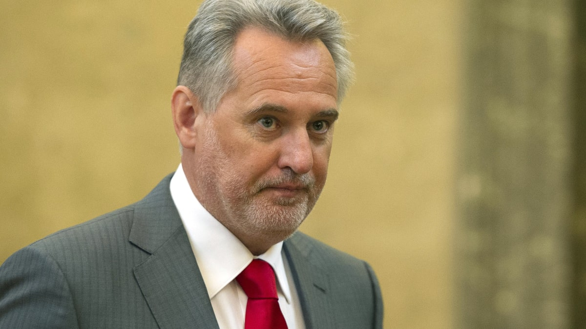Dmitry Firtash Paid $1 Million to Lawyers Digging Up Dirt on Biden