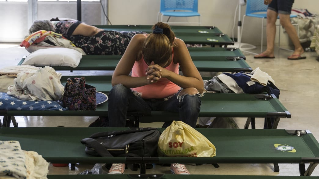 Puerto Rico's Hospitals Running Out of Everything and Patients Running Out of Time