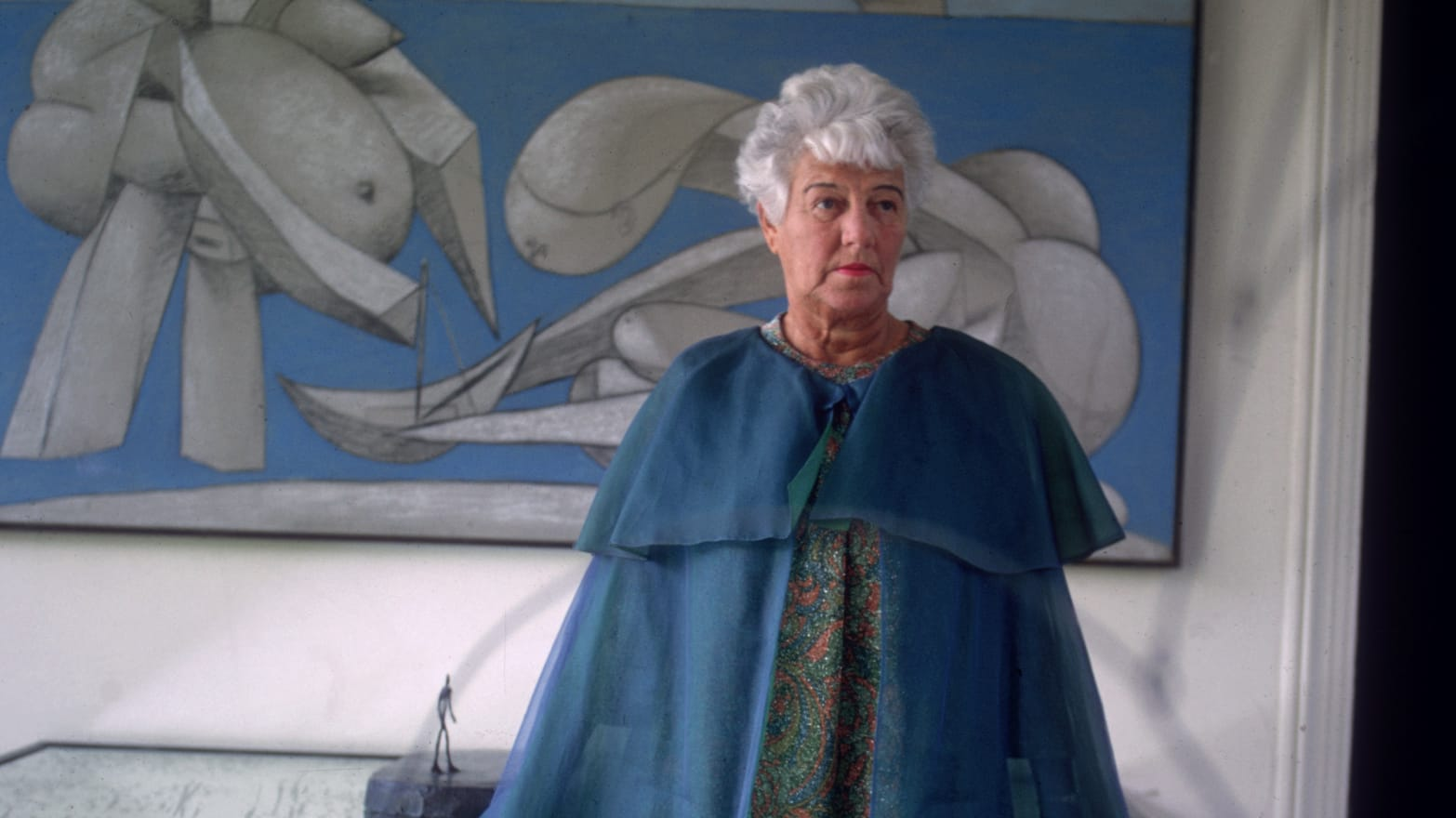 How Peggy Guggenheim Became The Queen of Modern Art