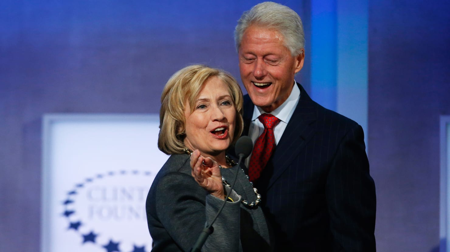 Hillary Doesn't Like Unpaid Internships, but Clinton Foundation Sure Does