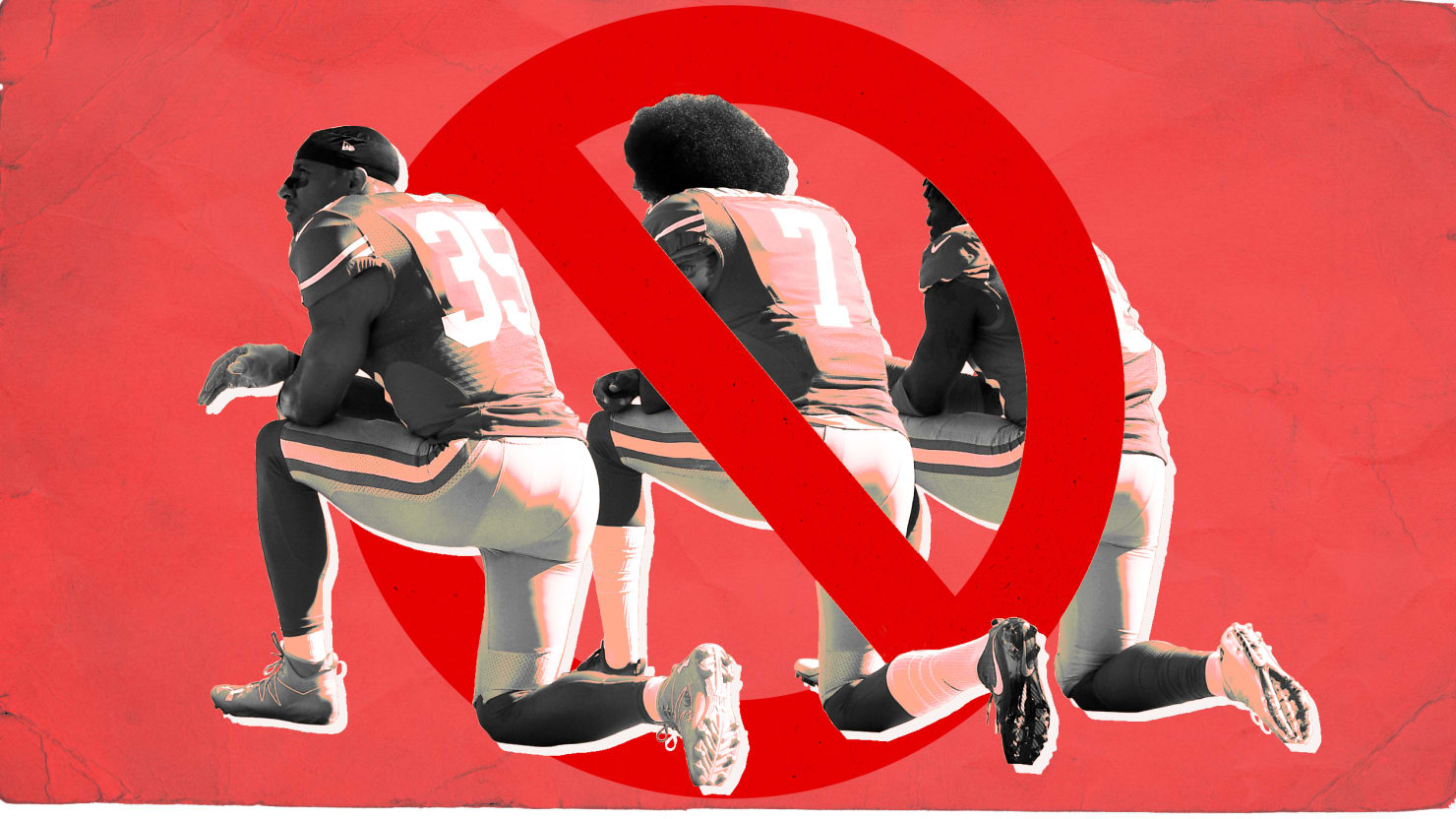 Current Status: The NFLs New Anthem Policy Is MadnessBut the Players Can Stop It