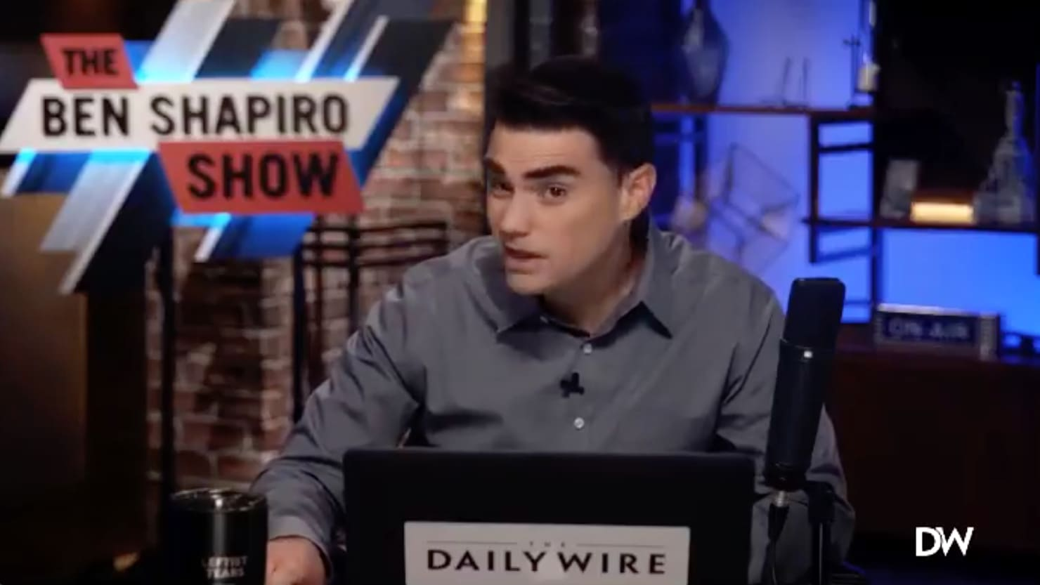 Ben Shapiro Whines There's Not Enough Men in Biden's White House Comms Team