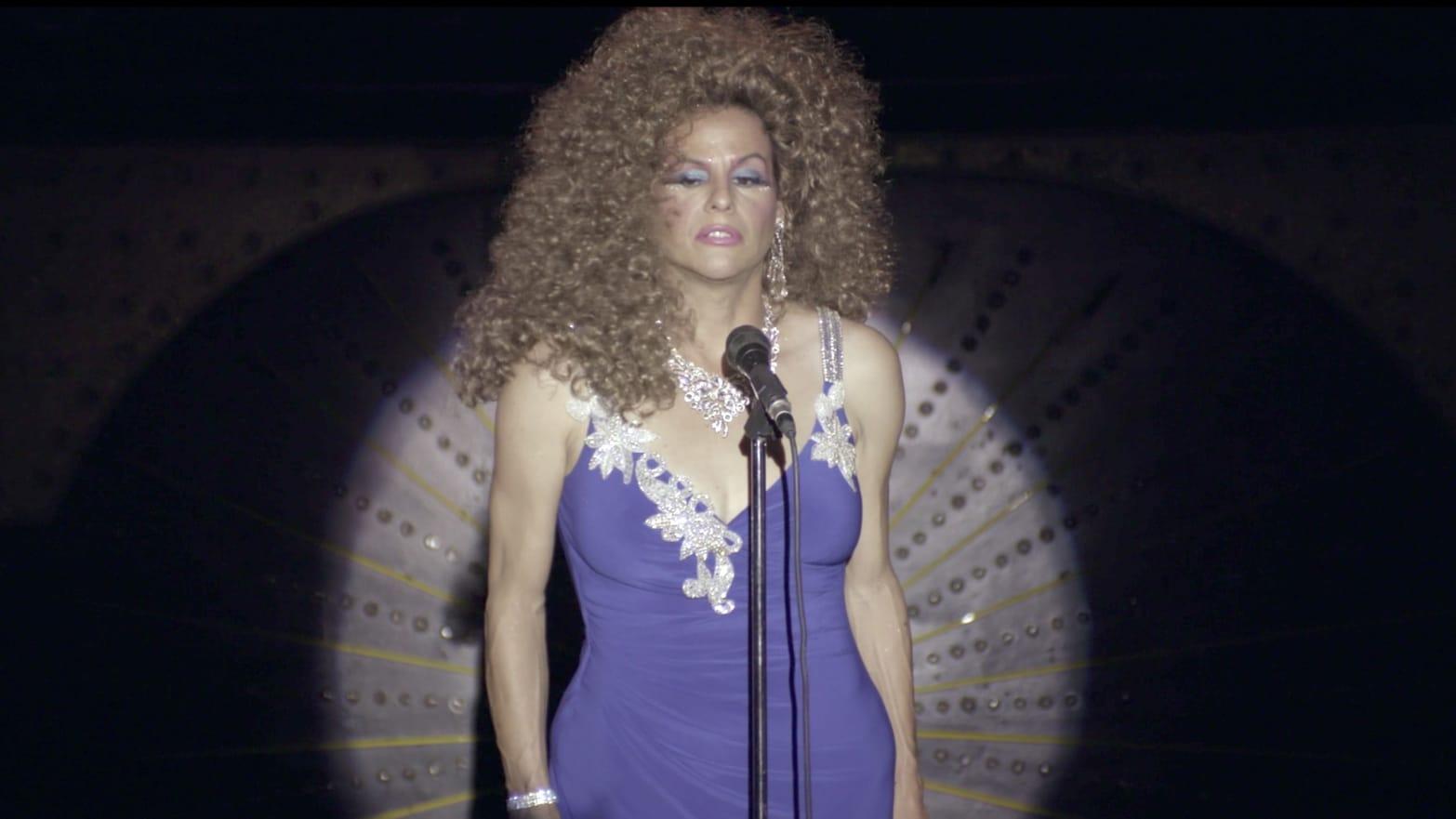 Transparent Shows Tvs First Transgender Full-Frontal -3051